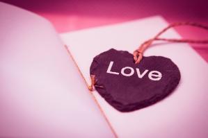 Canva - Love Pendant Necklace